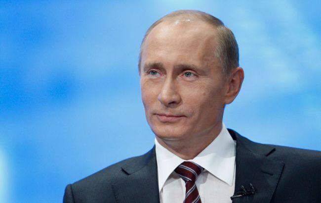 Путін обговорив з членами Радбезу РФ ситуацію на Донбасі
