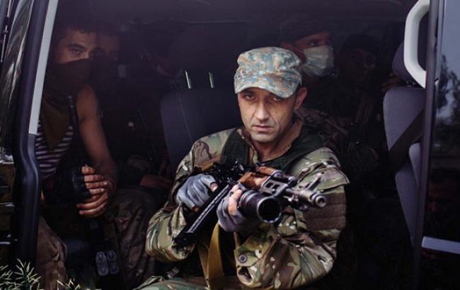 Бойовики за добу 30 раз обстріляли позиції сил АТО, поранено 4 українських військових, - штаб
