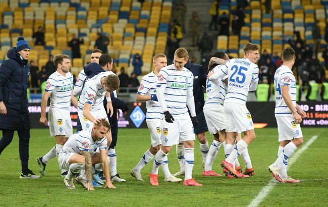 Динамо впевнено перемогло Минай і зберегла відрив від Шахтаря