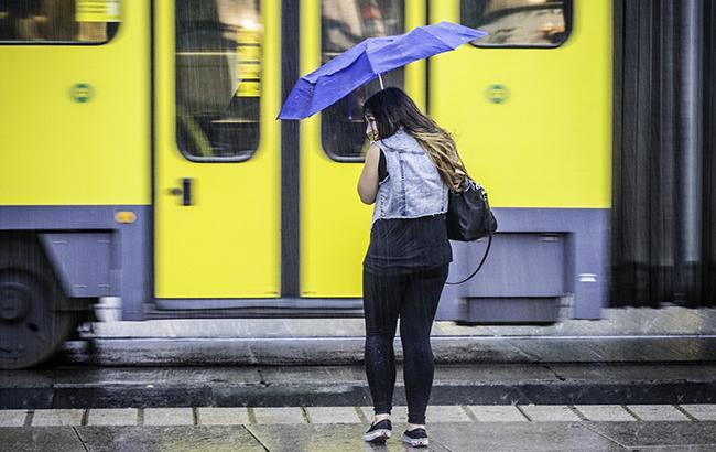 Натерритории страны погода будет без осадков