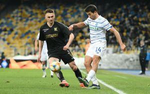 Динамо победило Колос в серии пенальти и вышло в полуфинал Кубка Украины