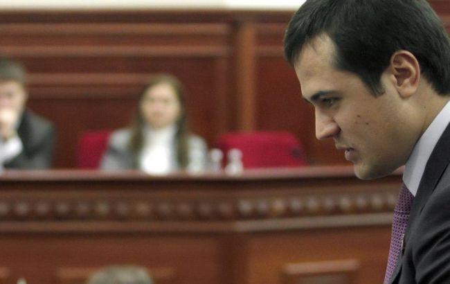 """Требовал назначить """"нужных людей"""": в сеть слили запись разговора голосов, похожих на Комарницкого и Непопа"""