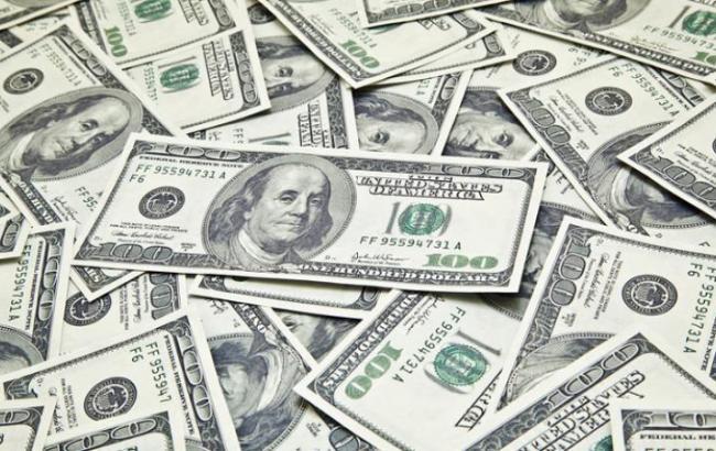Курс долара на міжбанку 22 лютого зріс до 27,18 гривень у продажу