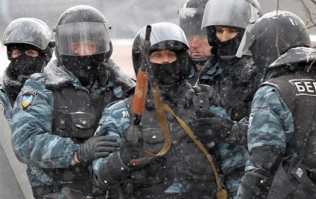 Украинский суд продлил арест 5-ти бывшим солдатам «Беркута»