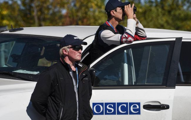 Новые патрульные базы ОБСЕ