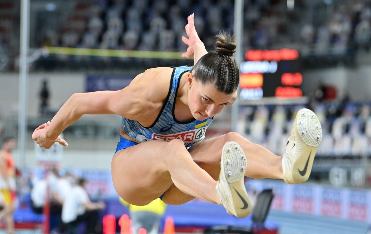 Украинка Бех-Романчук стала чемпионкой Европы по легкой атлетике