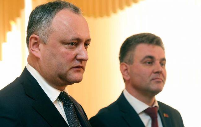 Фото: президент Молдови провів зустріч з главою Придністров'я вперше з 2008 року