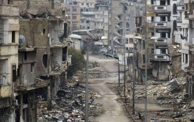 Фото: у Сирії російська авіація завдала ударів по столиці самопроголошеної ІД Ракка