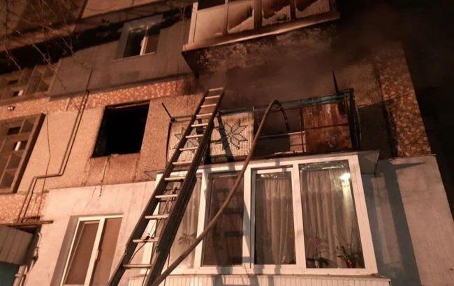 В Кропивницком произошел взрыв в квартире, пострадали двое людей