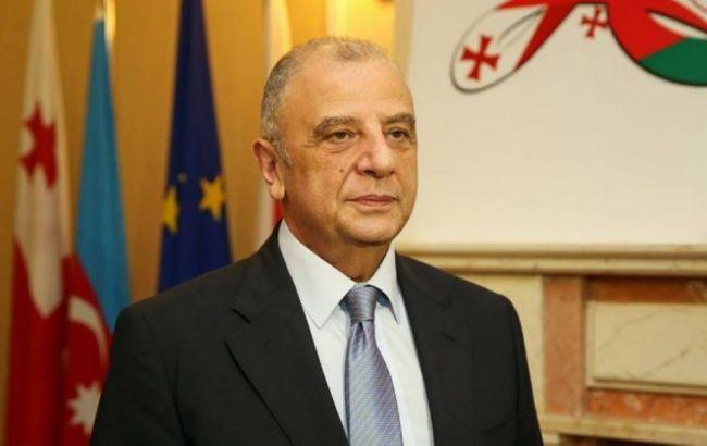 Посол Грузии в Украине вернется в Киев в ближайшее время