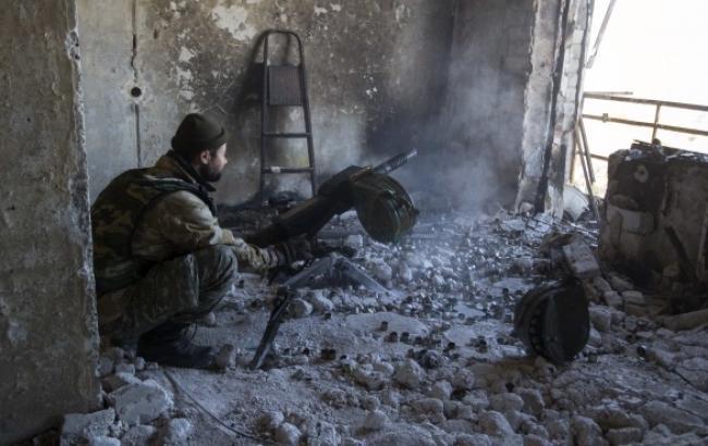 Боевики обстреливают Станицу Луганскую из минометов и артиллерии, - Москаль