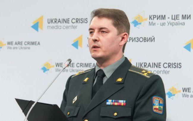 Возле Песков погиб военный, двое ранены – Мотузяник