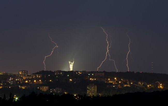 Фото: у Києві очікується погіршення погодних умов