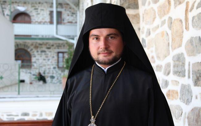 Фото: экс-помощник предстоятеля УПЦ МП, митрополит Александр Драбинко