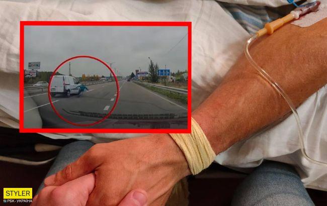 Под Уманью сбили известного спортсмена: водитель действовал намеренно