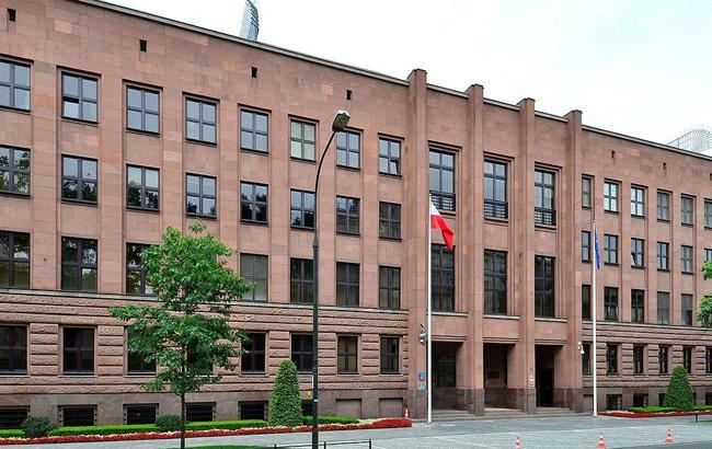 Фото: Міністерство закордонних справ Польщі (wikipedia.ru)