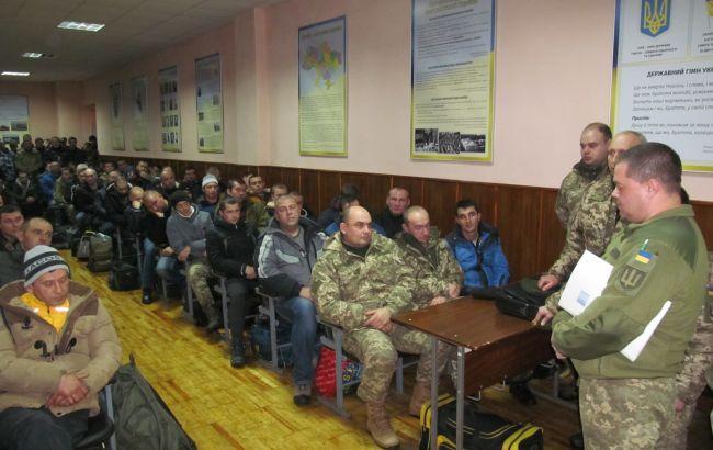 ВСУ в Харьковской области получили команду первой очереди резерва