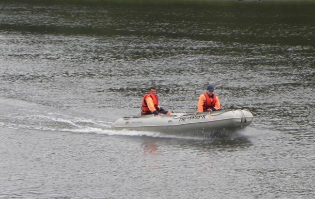 ВАзовском море пропало три рыбака