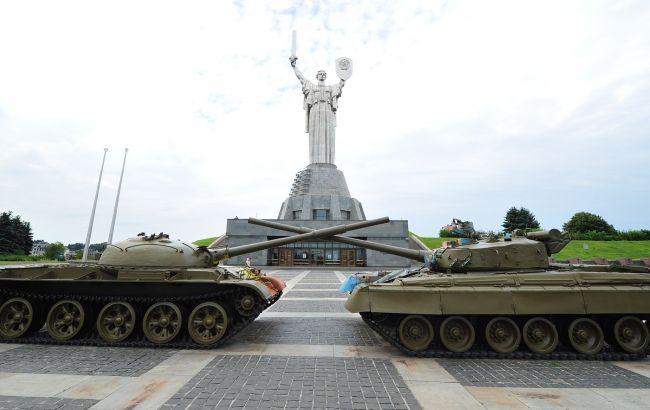 В Киеве в районе Музея ВОВ частично перекроют движение 8-9 мая