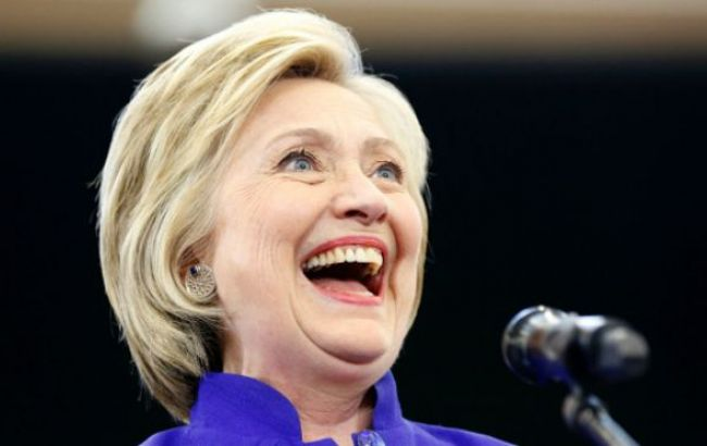 Фото: Хиллари Клинтон обозвала сторонников оппонента