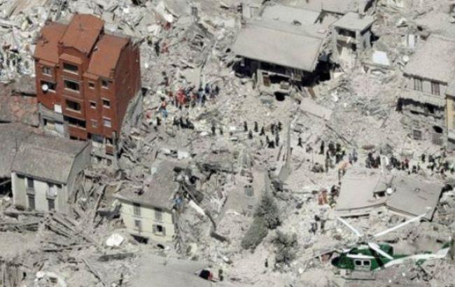 Фото: последствия предыдущих землетрясений в Италии