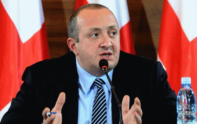 Президент Грузії Георгій Маргвелашвілі