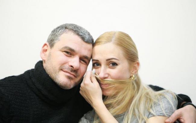 Фото: Арсен Мірзоян і Тоня Матвієнко (facebook.com/a.matviyenko)