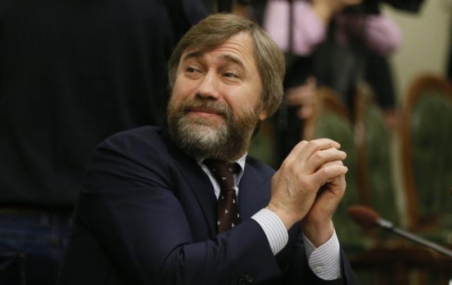 Рада сняла неприкосновенность с народного депутата Новинского