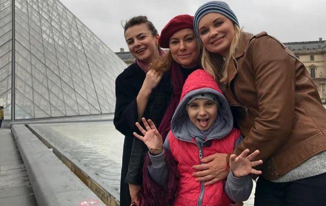 ВедущаяЛидия Таран рассказала историю удивительной девочки, которая 11 лет борется с раком