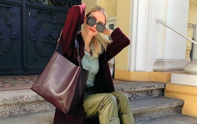 Кожаный жилет и куртка-рубашка: стилист показала необычные тренды осени 2021