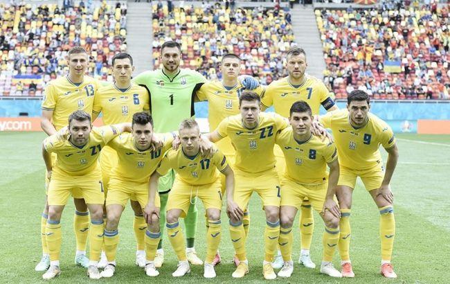Украина - Швеция: онлайн матча 1/8 финала Евро-2020