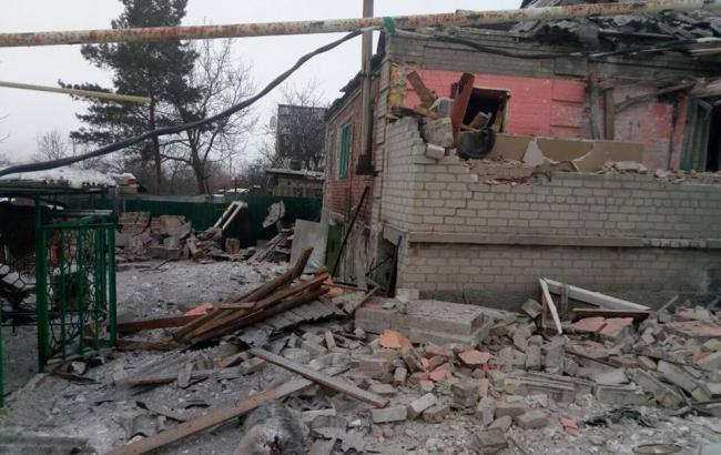 Обстріл Авдіївки: голова міськадміністрації повідомив про 7 поранених військових