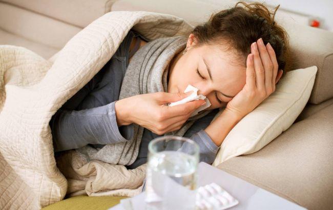 Фото: в Україні епідемія грипу