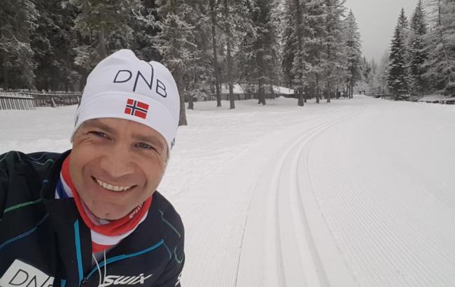 Восьмикратный олимпийский чемпион Бьорндален объявил о завершении карьеры