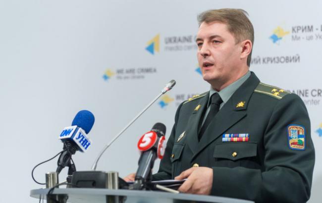 За сутки в зоне АТО не пострадал ни один украинский военный, - АПУ