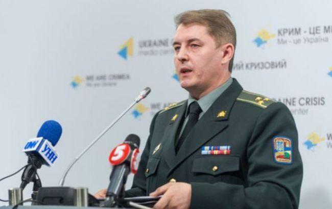 В зоні АТО за добу були поранені 3 українських військових, загиблих немає