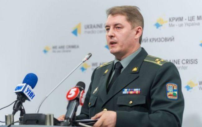 В зоне АТО за сутки были ранены 6 украинских военных, погибших нет