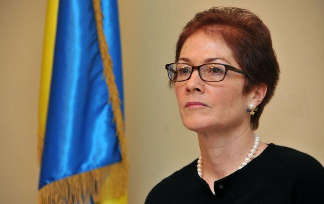Посол США розповіла, хто з українок її надихає
