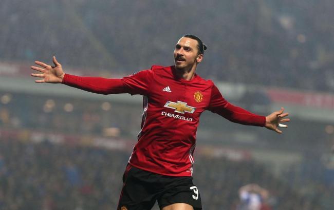 """Ібрагімович повернувся до тренувань з основою """"Манчестер Юнайтед"""""""