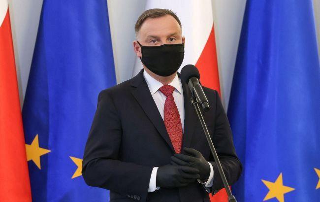 Президент Польши собрал силовиков из-за наращивания Россией войск на границе Украины