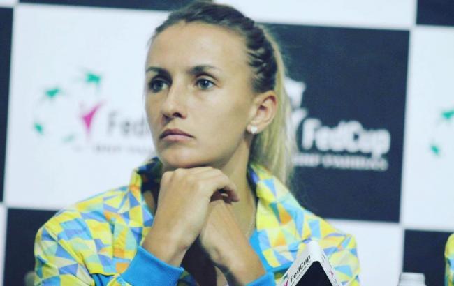 Леся Цуренко стала автором кращого удару на престижному тенісному турнірі в Нідерландах