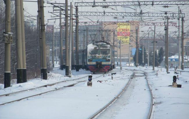 «Укрзализныця»: Снегопад вгосударстве Украина неповлиял надвижение пассажирских поездов