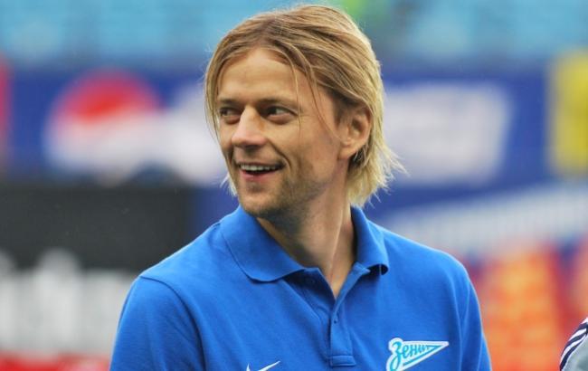 Украинец Тимощук продолжит работу в«Зените», невзирая наотставку Луческу