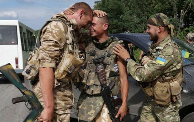 Геращенко сообщила оготовности Украинского государства передать вОРДЛО 313 человек