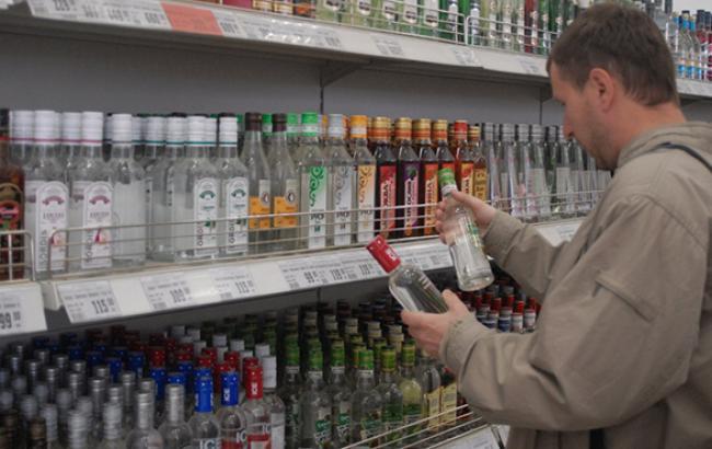 Казахстан запретил продажу ряда марок российской водки и пива
