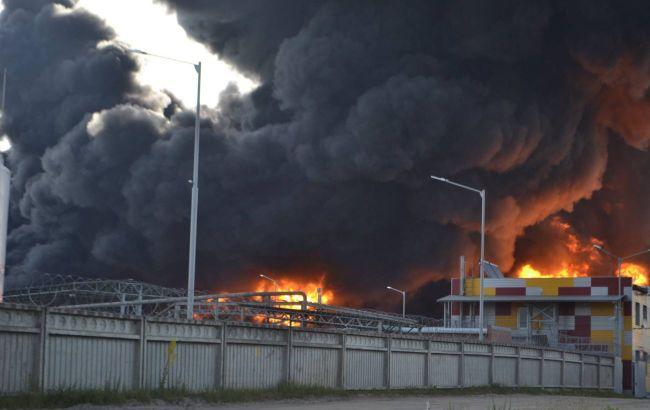 Пострадавшие от взрыва нефтебазы в Василькове люди начали получать компенсации
