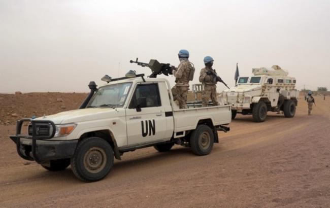 Фото: Боевики в Мали