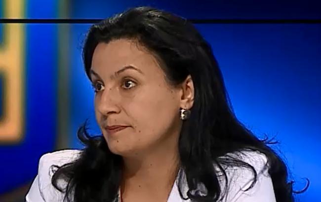 Иванна Климпуш-Цинцадзе: Я действительно не знаю, почему в итоге эту должность предложили мне