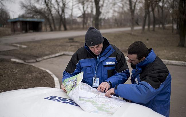 Миссия ОБСЕ зафиксировала доказательства военного вторжения РФ на Донбасс, - Хуг