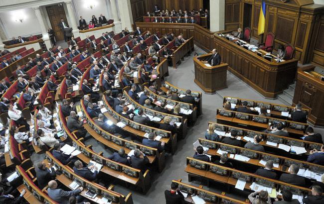 Верховная рада поддержала закон озаочном осуждении Януковича